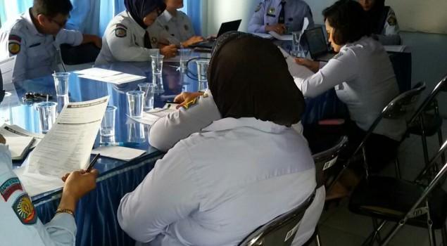 Bapas Bogor Gelar FGD Assesment Resiko dan Kebutuhan Penanganan Klien Pemasyarakatan