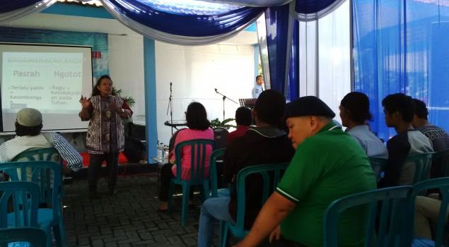 Bapas Surabaya Bangun Motivasi Diri Klien Pemasyarakatan