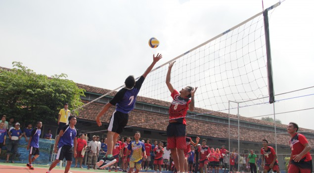 Lapas Pemuda Tangerang Juara Volly Porsenap 2015 Banten