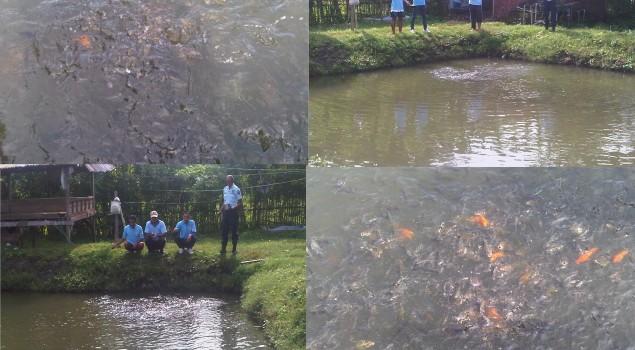 Kolam Ikan Siap Panen, Lapas Dompu Akan Adakan Lomba Memancing