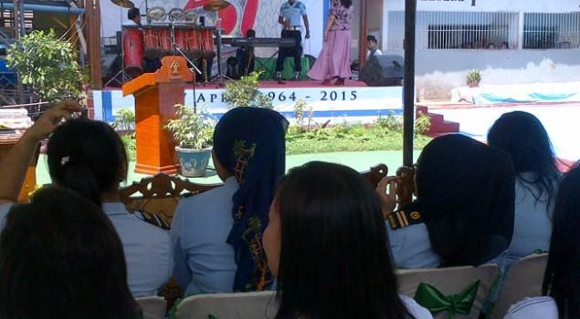 Sambut Hari Bakti Pemasyarakatan, Warga Binaan Rutan Bagansiapiapi Gelar Lomba