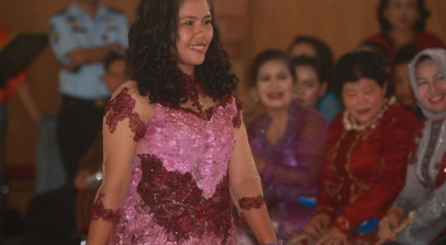 Terpidana Mati Mary Jane Juara 3 Lomba Kartini di Lapas