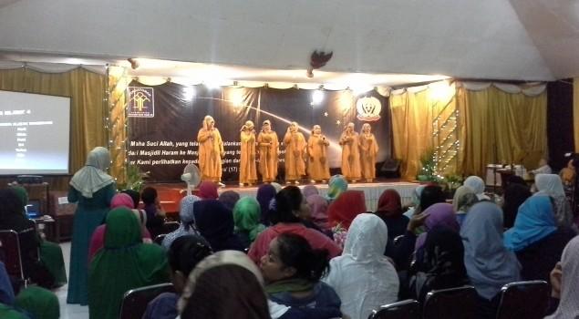 Peringati Isra Mi'raj Lapas Tangerang Gelar Lomba