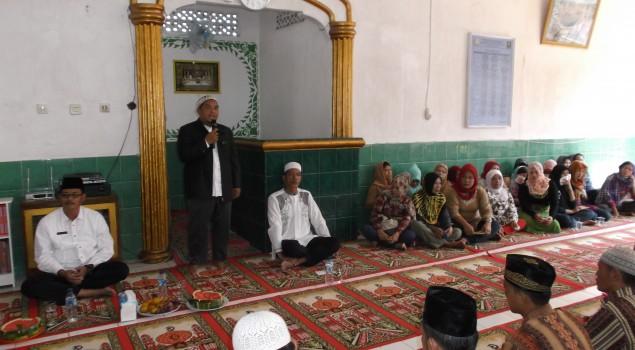 Lapas Tanjung Raja Peringati Isra Mi'raj