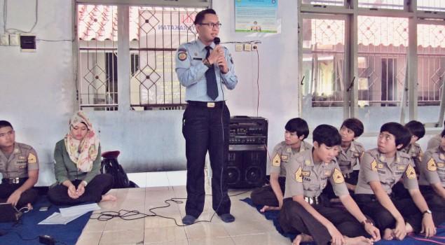 Taruni AkpoL, IPDN dan Mahasiswa Udayana Takjub Dengan Lapas Anak Kutoarjo