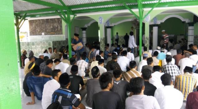 Lapas Tuban Peringati Isra Mi'raj