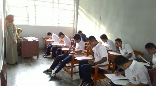 9 Orang Anak Didik Lapas Anak Kutoarjo Ikuti Ujian Nasional