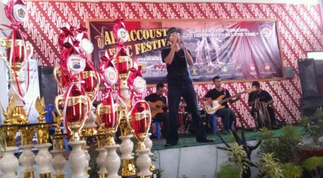 Jail Accoustic Music Festival, Ajang Warga Binaan Unjuk Kebolehan
