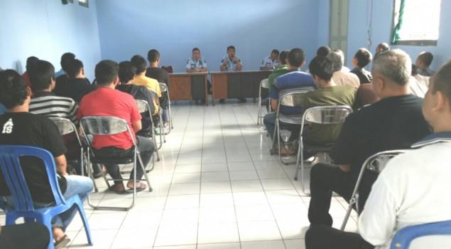 Rutan Bandung berikan penyuluhan bahaya narkotika