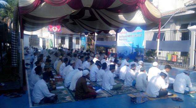 Sambut Ramadhan, Rutan Rangkasbitung gelar Dzikir Bersama