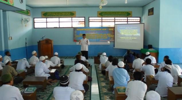 Lapas Batu Nusakambangan Berikan Ilmu Bagi Warga Binaan Melalui Pesantren Ramadhan
