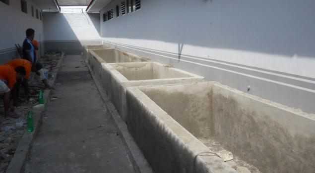 Lapas Tuban Siapkan 5 Kolam Budidaya Ikan Air Tawar