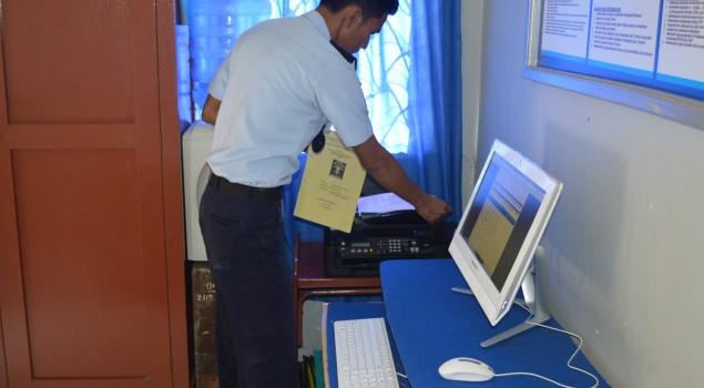 Lapas Watampone Siap Laksanakan PB Online