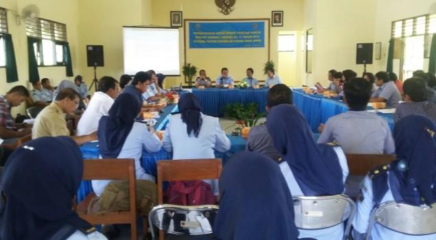 Bapas Yogyakarta Gelar Diskusi Antar Aparat Penegak Hukum Dalam Pelaksaaan UU SPPA