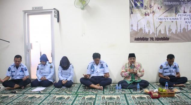Sambut Ramadhan Pegawai Rutan Surabaya Dapatkan Siraman Rohani