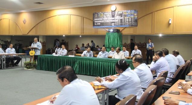 Ditjenpas Tingkatkan Pembangunan Dengan Pradesain UPT Pemasyarakatan