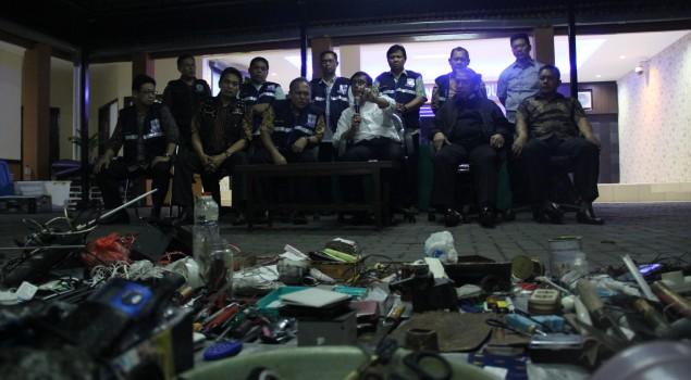Menkumham Pecat Petugas yang Terkait dengan Narkoba