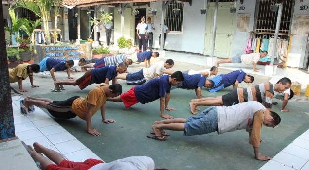 Lapas Bogor Bangun Blok Rehabilitasi TC