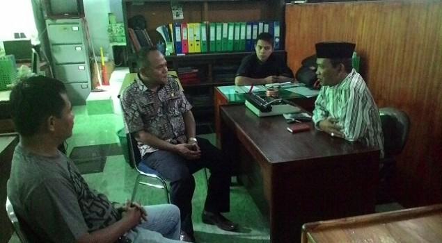 Karutan Pinrang Koordinasi ke Dinas Pertanian & Peternakan