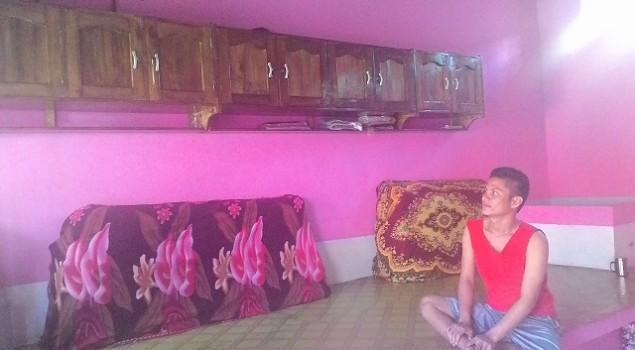 Kamar WBP Rutan Pinrang Kini Dilengkapi Lemari Gantung
