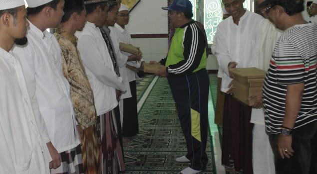 Sambut Ramadhan, Lapas Semarang Luncurkan Buletin At-Taubah