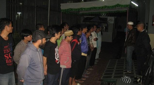 Atasi Over Kapasitas, Lapas Sukabumi Pindahkan 20 WBP