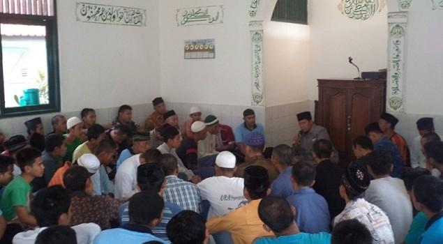 Pengajian Ramadhan, Rutan Purbalingga Datangkan Ustad