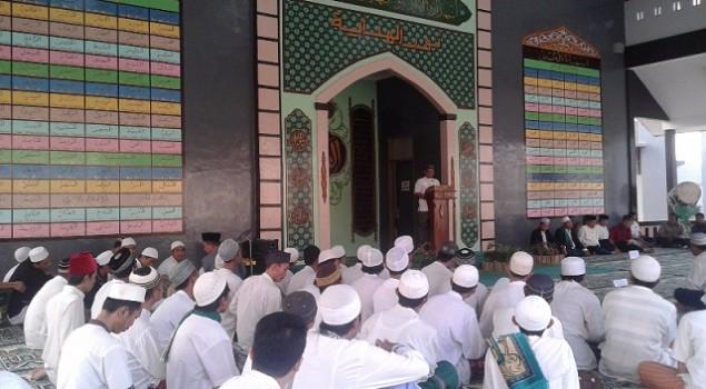 Safari Ramadan Bersama Warga Binaan Rutan Balikpapan