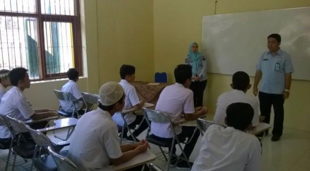 Lapas Anak Palembang Kedatangan Staf Ahli Menteri