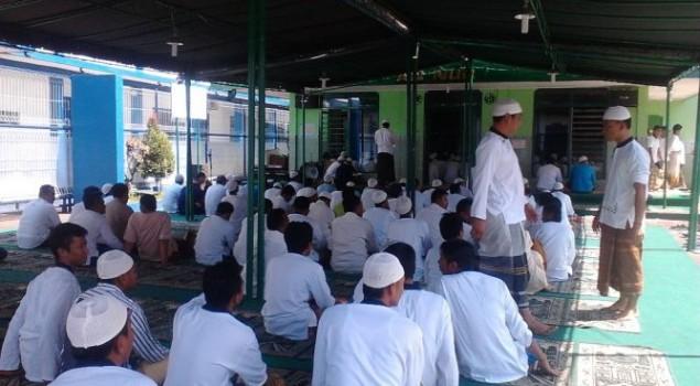 Napi Rutan Surakarta Dapat 'Bonus' Lebaran