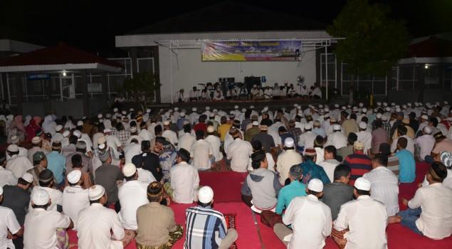 Sambut Ramadhan, Lapas Lubuk Linggau Tingkatkan Ketakwaan