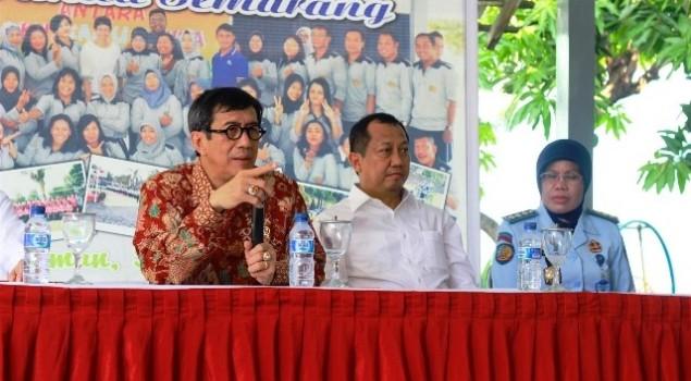 Wow! Lapas Wanita Semarang Termasuk Cagar Budaya