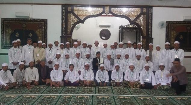 Sambut Ramadhan, Lapas Semarang Gelar Pesantren Kilat