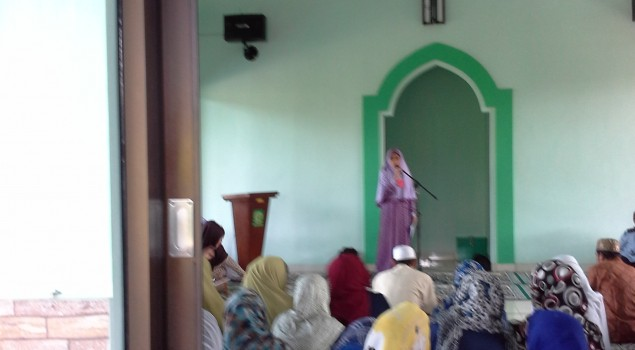 Gema Ramadhan di Lapas Wanita Tangerang