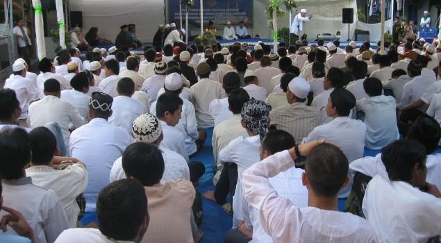 Walkot Sukabumi Tutup Sanlat Lapas Sukabumi