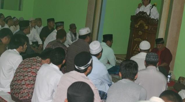 Eks Dirjen PAS Isi Nuzulul Quran di Lapas Cirebon