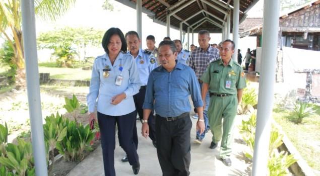 Gubernur Bangka Belitung Nasehati Warga Binaan Lapas Cerucuk