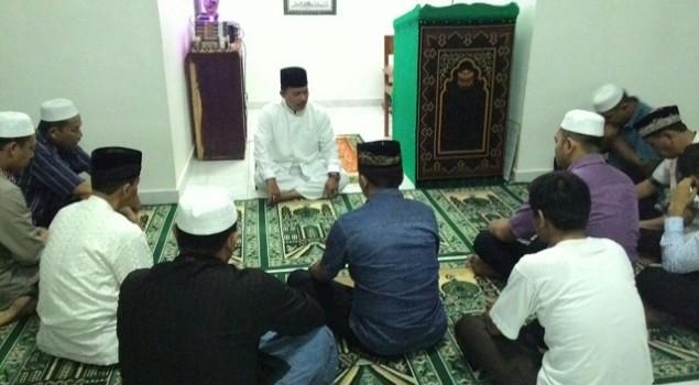 Kakanwil Babel Monitoring Sahur di Lapas Tanjungpandan