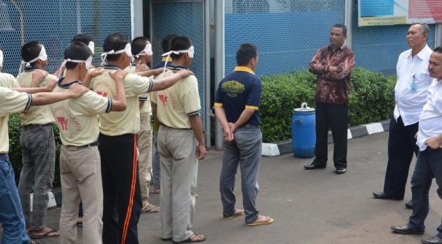 Therapeutic Community di Lapas Narkotika Jakarta