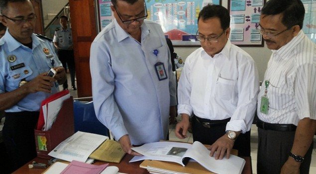 Aset Sitaan Korupsi 2015 di Rupbasan Palembang Diaudit
