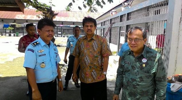 Staf Khusus Menkumham Puji Rutan Jantho