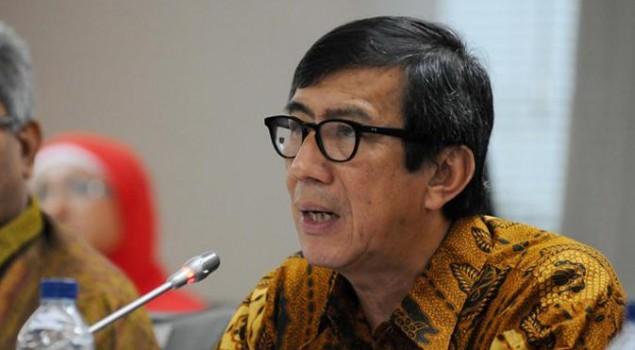 Sidak Lapas Paledang Bogor, Menkumham Soroti Kapasitas Penjara