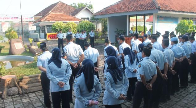 Kalapas Cirebon: Isi Sambutan Menteri Harus Diimplementasikan