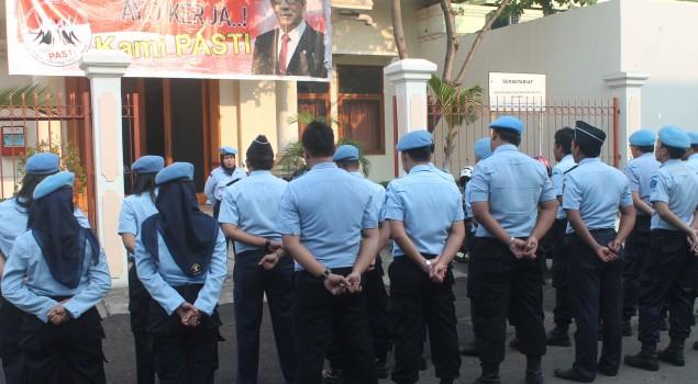 Karupbasan Jakpus: Disiplin & Kinerja Pegawai Harus Ditingkatkan