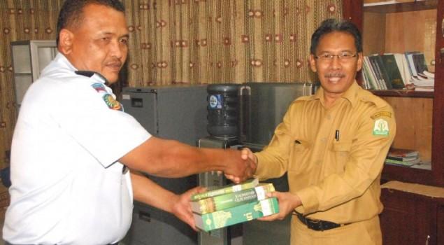 Rutan Banda Aceh Terima 100 Buku