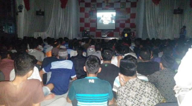 Hadirkan Bioskop di Lapas Watampone, Hibur Narapidana