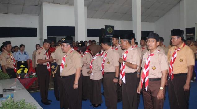 Bentuk Gugus Depan, Lapas Semarang Siap Ikuti Jambore Nasional