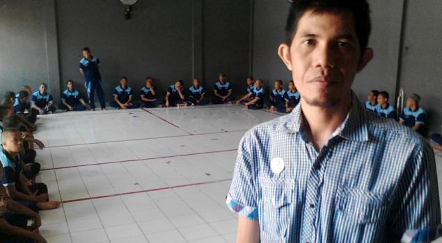 Eks Residen TC LPN Sungguminasa Jadi Asisten Konselor BNN