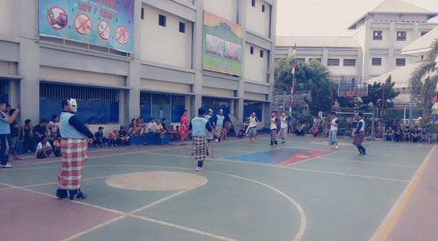 Futsal Sarung Buka Gelaran Lomba HUT RI di Rutan Jakpus