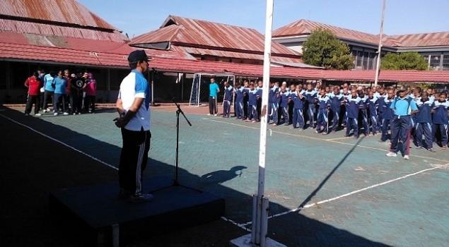 Meriahnya Perayaan HUT RI di LPN Sungguminasa & Rutan Prabumulih